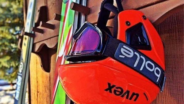 cascos esqui con visera
